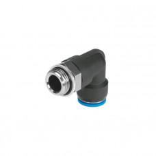 Фитинг угловой G 1/8`` - 8 мм для Bongard