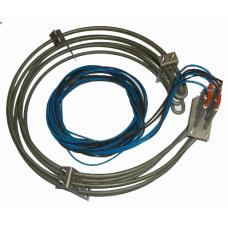 Тэн (AF102193152) 8 кВт после 06/1995 для Печи конвекционной электрической Bongard Krystal