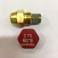 Форсунка (030F6138) 2.75x60 S Danfoss