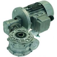 Двигатель редукторный (07010006) 230В, 50Hz - 1,1A - 1300rpm capacitor 6,3 µF для Гриля для кур CB модель GV-35/42 MAN
