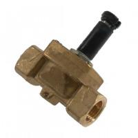 """Клапан (1132/04S) электромагнитный Castel p max 30бар присоединение 1/2"""" DN 12,5мм в сборе с катушкой 230V HF2  для Дозатора воды Domix 45"""