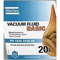Масло для компрессоров (1630203000) VACUUM FLUID BASIC 20L Atlas Copco