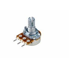 Резистор переменного тока (16K1-10C10K) 10 кОм