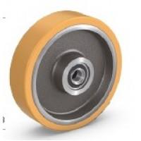 Колесо (178 PUR/100/040/5/25) ролик серии 178 Raeder Vogel для дежи для тестомеса Diosna SPV120 A (АНАЛОГ)