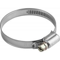 Хомут (2066.0504) шланговый, нержавеющая сталь ø 40-60мм ширина 9мм для Пароконвектоматов Rational