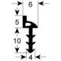 Уплотнение (24.00.701) тележки для Пароконвектомата Rational SCC/CM 202