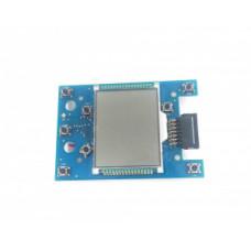 Плата (246.253.901) управления с дисплеем LCD1.B80 150MM для Гриля электрического ARRIS DIGIT GE 817 EL 380В