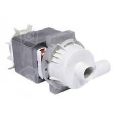 Насос для откачивания (отработанной) воды/Сливной насос (3501193) для Машины для мойки котлов Winterhalter (W&P) GS 660 ø входа 24мм ø выходы 24мм 230В 170Вт 50/60Гц