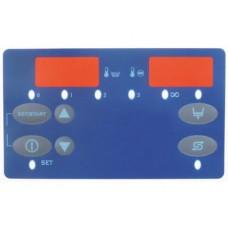 Клавиатура (50575) пленочная для Посудомоечных машин Dihr
