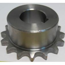 Колесо (5088577) зубчатое спиральное Z16x1/2 отверстие 25 для Тестомеса Gam модель IMPSX60TR4002VEL