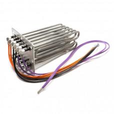 Тэн парогенератора SCC-CM 62-102-201-202, 400 В, 18кВт (87.00.367) для Пароконвектоматов Rational SCC 201-202