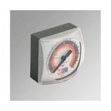 Манометр (9700110) M 40X40 1/8 0-12 METAL WORK