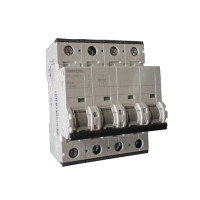 Выключатель (AF102091495) автоматический 4x63A SIEMENS 5TE2514-0 для Ротационных печей Bongard