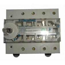 Выключатель (AF102091591) 4-х полюсный SIRCO 4x125A для Ротационных печей Bongard