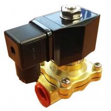 Клапан (AF105180421) соленоидный 1/2 230V AC для Ротационных печей Bongard