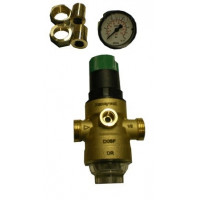 Редуктор давления (в комплекте) (АF105330011) для ротационных печей Bongard