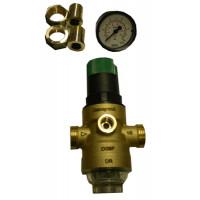 Комплект (AF105330011) редуктора давления воды для Подовых печей Bongard