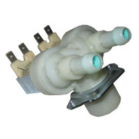 Клапан (AF105541821) двойной электромагнитный 230V 90° для Печи конвекционной электрической Bongard Krystal