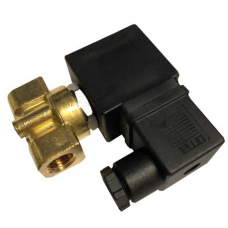 Электроклапан воды (AF105810482 / AF105810481) 1/4 230 В для подовых печей Bongard
