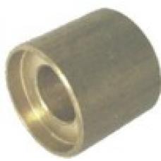 Ролик (AF175352471) латунный D20хd10x18 мм для Ротационной печи Bongard 8.64