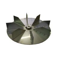 Крыльчатка обдува (AF176717002)  d400x70 8 лопастей  для Ротационная печь Bongard 8.63