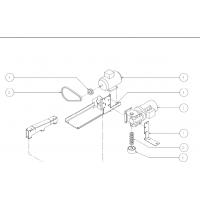 Ремень (AF200011744) привода для Печи Pavailler Cristal FM2
