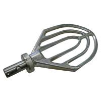 Лопатка (AF53G000122) алюминиевая дежа 60 л. для Машины тестомесильной Bongard Saturne