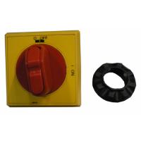 Ручка главного выключателя красно-жёлтая (AF5905720) для Bongard