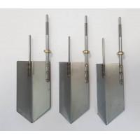 Набор (B-3204021) электродов (3 штуки в комплекте) для HY05-08, C10, MS10, SLE05-10, FLE05-10, MSE HygroMatik
