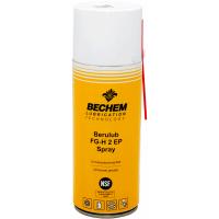 Синтетическая смазка c пищевым допуском BECHEM Berulub FG-H 2 EP (фасовка 400 гр)