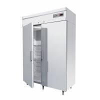 Шкаф морозильный POLAIR CB114-S с металлическими дверями