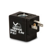 Катушка (CS02400) 24 VDC к миниклапанам серий K, JT, требует разъем CEP/0 M