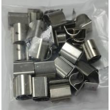 Комплект защелок (E2205012) термостата, 10 штук  для Парогенератора Hygromatik HC06-B