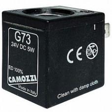 Катушка (G73) CAMOZZI для Пневмораспределитель (NA54N-15-02) CAMOZZI, без катушки