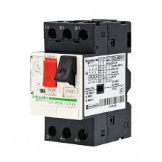 Автоматический выключатель (GV2ME08) с комбинированным расцеплением 2,5-4А Schneider Electric