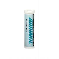 Смазка синтетическая (Hightemp XFT 2 Plus) загущена полимочевиной ADDINOL, температура применения: от −30 °С до +180 °С, (Туба 0,4 кг)