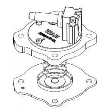Клапан (2090378 / KEVN02450) электромагнитный, напряжение на катушке: 24В 50Гц, состав: 12020250A + 6740000050 WAM Group для Силоса