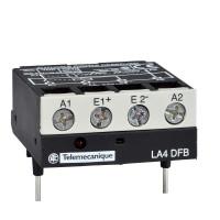 Модуль интерфейсный (LA4DFB) релейного типа. Питание DC 24V. Управление AC24…250V Schneider Electric