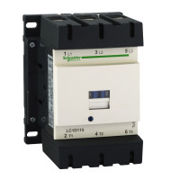 Контактор (LC1D115M7) 220В 115А 1з+1р Schneider Electric