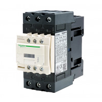 Контактор (LC1D40AM7) 3P EVELINK AC3 440В 40А катушка упр, 220В AC 50/60 Гц Schneider Electric