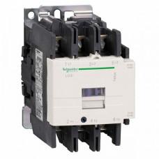 Контактор (LC1D95M7) D3P.95 A. HO+H3,220V 50/60 Гц звжим под винт Schneider Electric