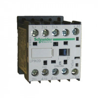Контактор (LC1K0901M7) K 3P, 9A, H3, 220V 50/60ГЦ, зажим под винт Schneider  Electric