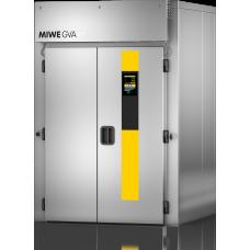 Автоматический расстойный шкаф MIWE GVA e+