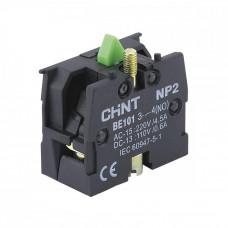 Дополнительный контакт (NP2BE101) нормально открытый NO CHINT