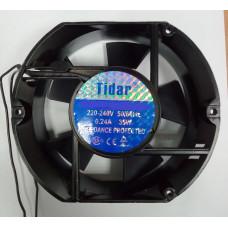 Вентилятор для Расстоечная камера BONGARD BFC (АНАЛОГ)
