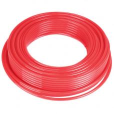 Пневмотрубка (PA 6x8 R100) D=6х8, рилсан PA12 LLH, до 19 бар при 20С, бухта 100м, цвет красный
