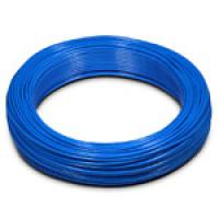 Пневмотрубка (PU 8x10 A100) D=10х8, полиуретан PU 98, до 7 бар при 20С, бухта 100м, цвет голубой