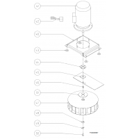 Деталь (AF220008228) для Печи Pavailler Cristal FM2