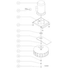 Шайба (AF220008228) для Печи Pavailler Cristal FM2