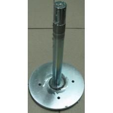 Вал (RG102823) дежи с основанием для Тестомеса Gam модель IMPSX50 / IMPSX60